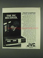1978 JVC JR-S501 Receiver Ad - Revolutionary