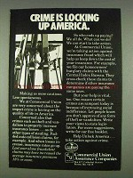 1978 Commercial Union Assurance Companies Ad