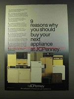 1979 JCPenney Appliances Ad - 9 Reasons Why