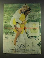 1979 Bonne Bell Skin Perfume Ad - If Warmth Had Scent