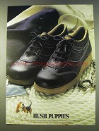 1979 Hush Puppies Nevada Shoes Ad