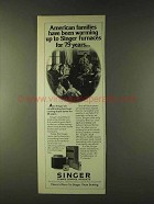 1979 Singer Furnaces and Air Conditioners Ad - Families