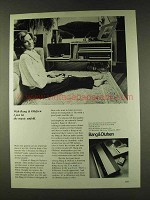 1979 Bang & Olufsen Audio System Ad - Let Music Unfold