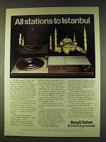 1979 Bang & Olufsen Beocenter 3300 Ad - Istanbul
