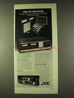 1979 JVC JR-S401, JR-S201 and JR-S301 Receivers Ad
