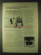 1979 Hasselblad SWC Super Wide C Camera Ad - On Owning