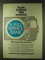 1979 American Bankers Association Ad - This Symbol