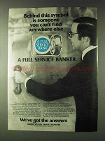 1979 American Bankers Association Ad - Symbol