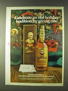 1979 Old Grand-Dad Bourbon Ad - Celebrate Holiday