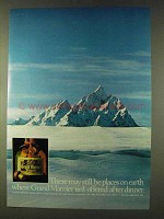 1979 Grand Marnier Ad - May Still Be Places on Earth