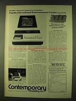 1979 Commodore PET 2100 Series Computer Ad