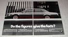 1979 BMW 7-Series Cars Ad - Do Figures Give the Facts?