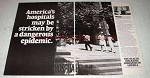 1979 The Health Insurance Companies in America Ad - Epidemic