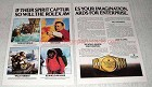1979 Rolex Watch Ad - Thor Heyerdahl, Red Adair