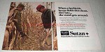 1978 Stauffer Sutan + Ad - Herbicide Keeps Fields Clean