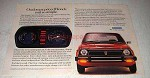 1978 Honda Civic 1200 Sedan Ad - Our Lowest Priced