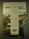 1979 Caterpillar Tractor Co. Ad - Quarry Can be Mess