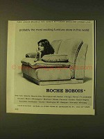 1979 Roche Bobois Furniture Ad - Most Exciting