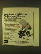 1979 Criterion Dynamax Multipurpose Telescope Ad