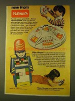 1979 Playskool Space Spinner and Major Morgan Toys Ad
