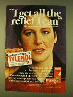1979 Extra-Strength Tylenol Ad - Get the Relief I Can
