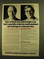 1979 American Insurance Association Ad - Bought a Car