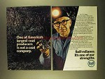 1979 USS United States Steel Ad - Coal Producers