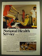 1980 Holiday Inn Ad - National Health Service