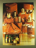 1980 Lamborghini Fragrance Collection Ad - Exclusive