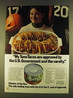 1980 Chicken of the Sea Tuna Ad - Tuna Tacos