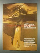 1980 Vanity Fair Pettiskirt Ad - the Difference