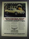 1980 Buick Electra Ad - Traditional Luxury Car