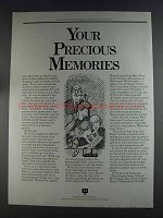 1980 Colonial Penn Group Insurance Ad - Your Memories