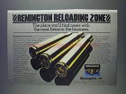 1980 Remington Brass Cases Ad - Reloading Zone