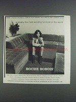 1980 Roche Bobois Sofa Ad - Most Exciting