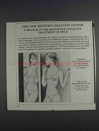 1980 Cellulite Treatment Center Ad - Midtown Center
