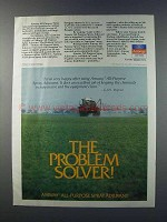 1981 Amway All-Purpose Spray Adjuvant Ad - Solver