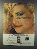 1981 L'erin Color True / 2 Shadow Duos Ad
