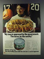 1981 Chicken of the Sea Tuna Ad - Tacos