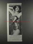 1981 Sirena Maillot Swimsuit Ad