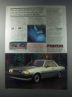 1981 Mazda 626 Ad - See Exceptional Value