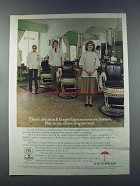 1981 Travelers Insurance Ad - Are Larger Businesses