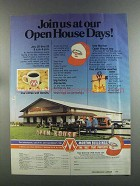 1982 Morton Buildings Ad - Our Open House Days