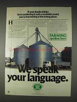 1982 Farm Credit Service Ad - If Your Lender Thinks