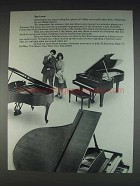 1982 Steinway & Sons Pianos Ad - Buy it Now