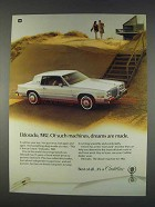 1982 Cadillac Eldorado Ad - Dreams Are Made