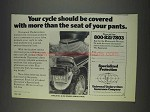 1982 Universal Underwriters Insurance Company Ad