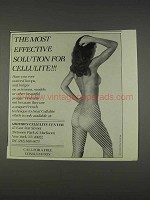 1982 Midtown Cellulite Center Ad - Effective Solution