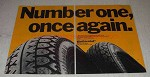 1982 Continental ContiTwins Motorcycle Tires Ad - Again