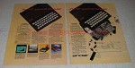 1982 Sinclair ZX81 Computer Ad - The $149.95 Computer
